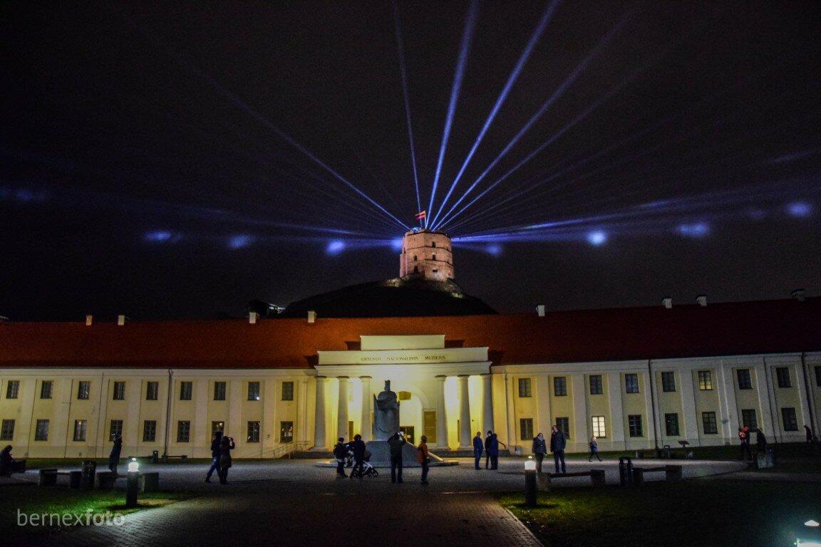 """A. Buinausko """"Kvietimas"""" - Vilniaus šviesų festivalis 2020"""