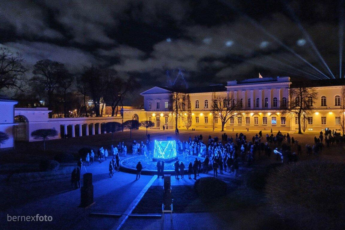 """Those Guys Ltd. """"Reflect"""" - Vilniaus šviesų festivalis 2020"""