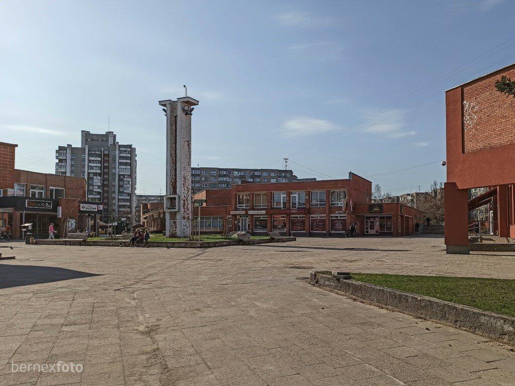 Šeškinės visuomeninis-prekybinis centras